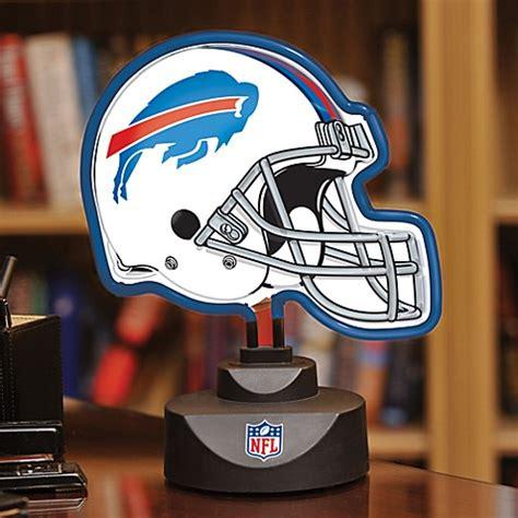 buffalo bills desk accessories nfl buffalo bills neon helmet l buybuy baby