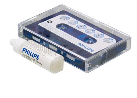 audio cassette audio cassette cleaner sac2500 10 philips