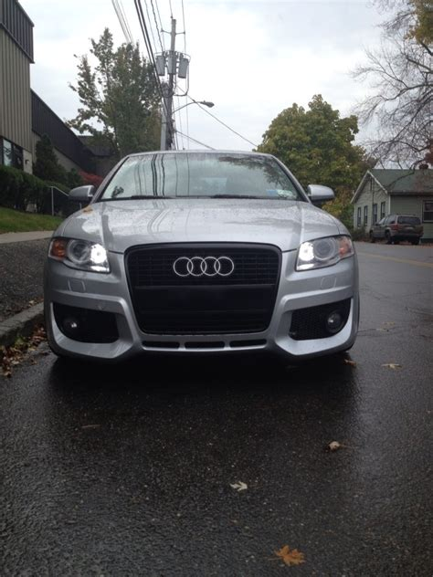 Audi S4 Front Bumper by B7 Audi A4 S4 Front Bumper Options Nick S Car