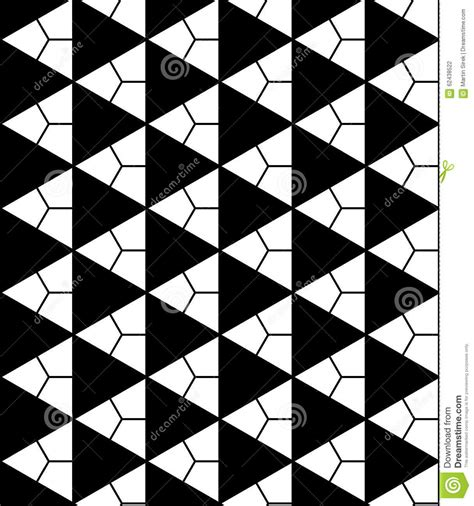 print pattern geometric 1780674147 vector modern seamless geometry pattern triangles black and white abstract stock vector image