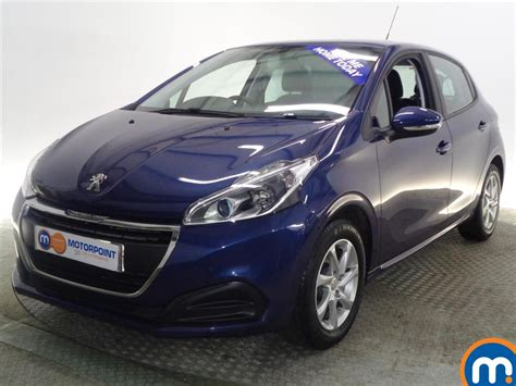 peugeot 208 cars for sale used peugeot 208 for sale second nearly new cars