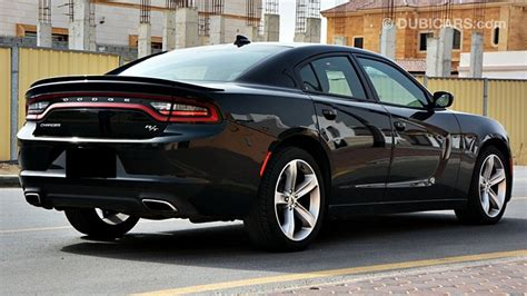 dodge charger  sale aed  black