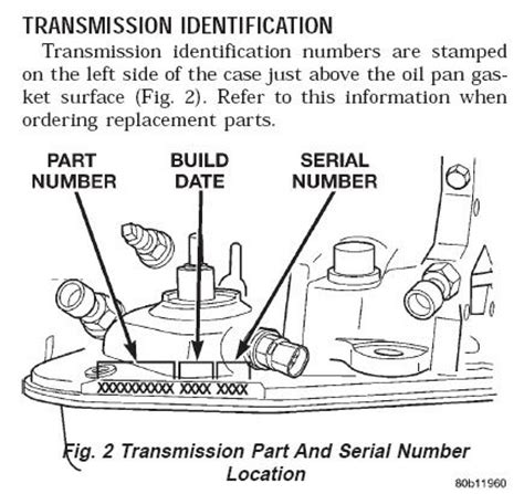 jeep transmission identification 125 best ideas about on ford