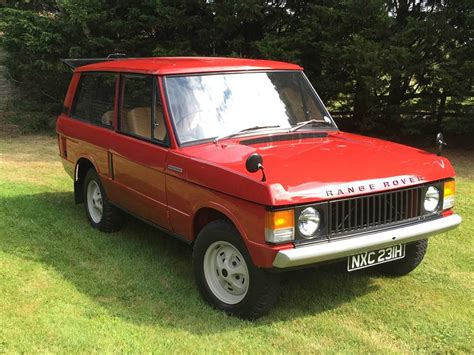 first range rover 187 1970 range rover car and auto pictures all types