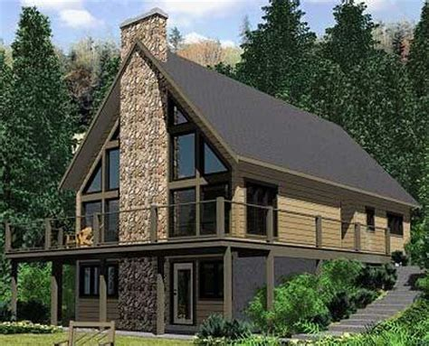 A Frame Style House Plans Beautiful Exterior Colors And Wraparound On