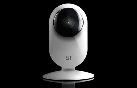 Cctv Yi xiaomi introduces its new yi smart cctv with