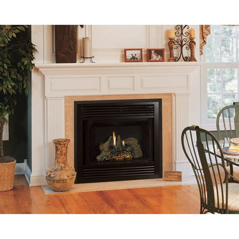 product 32in propane direct vent fireplace 18 000 btu