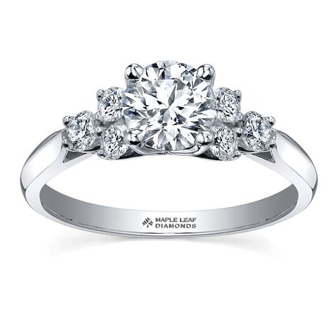 types of engagement rings your