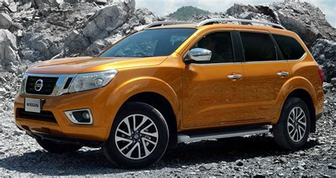 New Nissan Navara 2018 by 2018 Nissan Navara Suv Replaced Patrol Suv 2017 2018 Suv