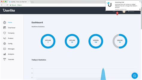 tutorial website chat userlike free live chat software for website and mobile