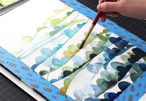 Watercolor Tutorial Layering | layering watercolor tutorials and watercolors on pinterest