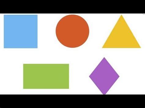 figuras geometricas musicales canciones infantiles canci 243 n de las figuras formas y