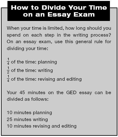 essay for ged test sles the world s catalog of ideas