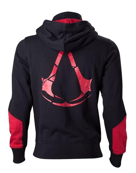 Hoodie Jaket Sweater One Of A Keren assassin s creed rogue black hoodie merchoid