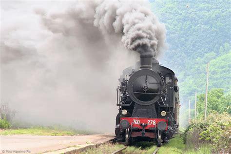 etruria ultimissime domenica 26 febbraio treno a vapore sulla orte