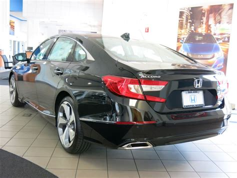 Honda Accord New Model 2018 by 2018 New Honda Accord Sedan Touring Cvt At Capitol Honda
