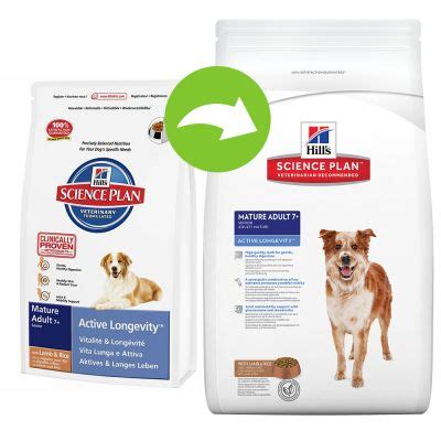 hill's senior quality dog food at zooplus.ie: hill's