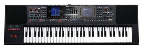 Keyboard Arranger Roland a world of sounds and backing styles at your fingertips