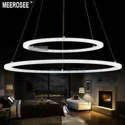 suspension luminaire design led aliexpress buy led chandelier light modern arcylic