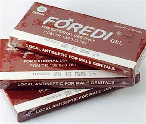 Abe Foredi Gel Kesehatan Seksual agen foredi foredi gel ramuan tahan lama dari boyke