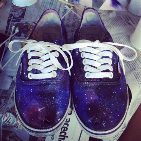 diy galaxy shoes galaxy shoes diy vans diy