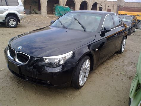 cars for sale in pakistan used bmw 5 series 2006 for sale in other ad 7472 motors pk