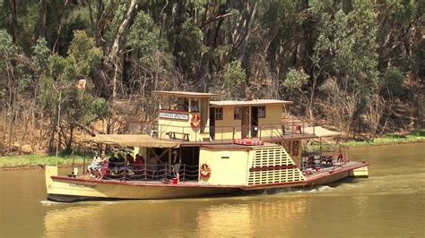 houseboat gippsland lakes the oldest wooden paddle steamer still operating in the world