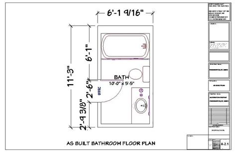 floor plans for small bathrooms 1000 ideas about narrow bathroom on