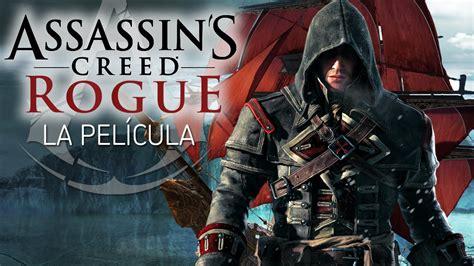 Kaos Fullprint Assassin S Creed assassin s creed rogue pel 237 cula completa en espa 241 ol