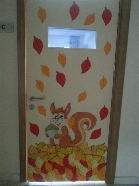 fall door decorations for school fall classroom door decoration school