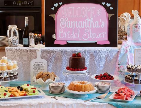recipe wedding shower ideas quot cooking theme bridal shower quot bridal wedding shower