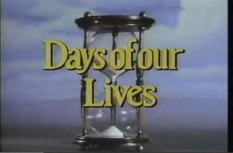 days of our lives logo image 1989 days of our lives jpg logopedia the logo