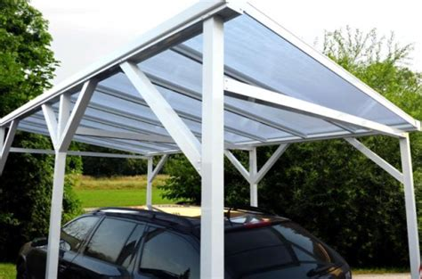 Self Supporting Carport carport from aluminum self supporting length 3m to 6m
