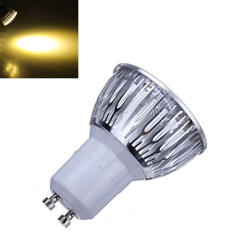 Dimmable Gu10 9w 600lm Warm White Light Led Spot Bulb 220v Dimmable Gu10 Led Light Bulbs