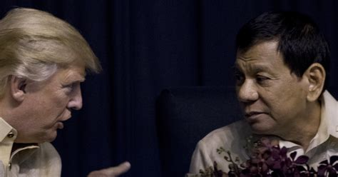 trump duterte trump does not publicly rebuke duterte for drug war