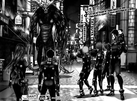 gantz osaka gantz un choc frontal dans l histoire des mangas