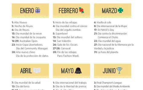 fechas especiales de ecuador fiestas del ao de ecuador calendario de marketing 2017 para argentina germ 225 n de bonis