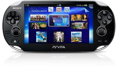 psp vita console sony outs firmware 3 36 for playstation vita portable