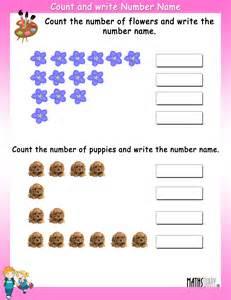 number names worksheet thedesigngrid