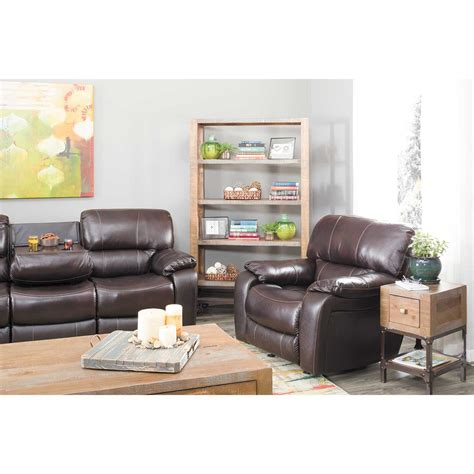 top grain leather power reclining sofa wade brown top grain leather power reclining sofa with