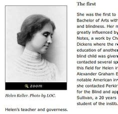 helen keller biography sparknotes 1000 images about interesting facts about helen keller on