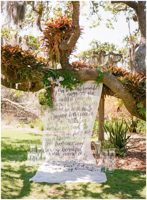 Selby Botanical Gardens Wedding Secret Garden Wedding Inspiration At Selby Botanical Gardens The Ganeys