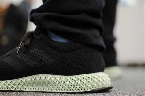 Sepatu Adidas Futurecraft 4d adidas light chiseled futurecraft 4d shoe goes on sale