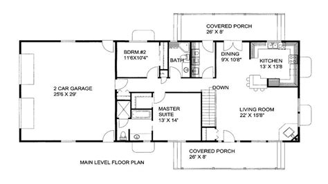 1500 sq ft house floor plans 1500 square house plans 2 bedroom 1300 square