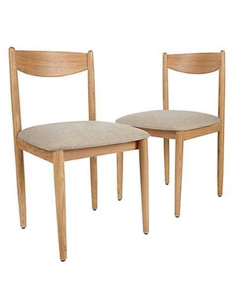 2 Hden Dining Chair M S Marks And Spencer Dining Chairs