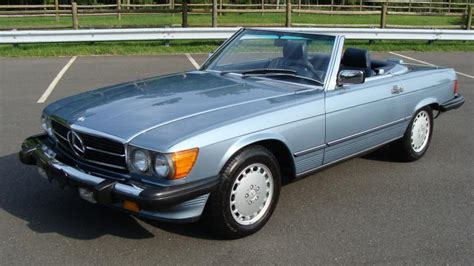 1988 mercedes 560sl german cars for sale