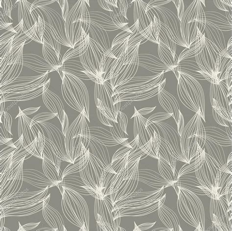leaf pattern vintage floral seamless pattern background for textile design in