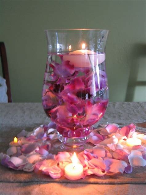 Centerpieces Vases Ideas by Best 25 Hurricane Centerpiece Ideas On