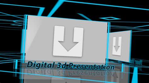 motion 3 templates digital 3d presentation