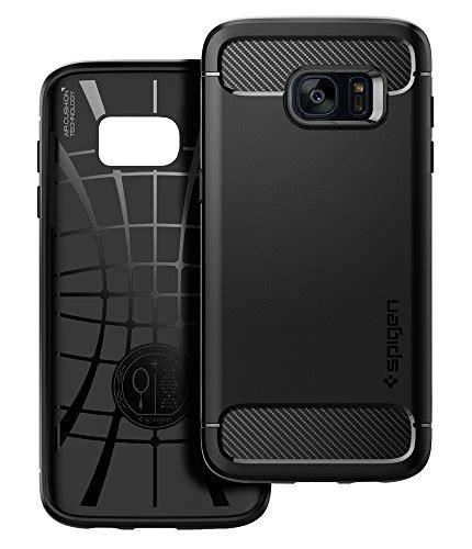 Samsung S7 Edge Spigen Rugged Armor Black Casing Soft spigen rugged armor galaxy s7 edge with resilient